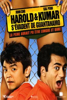 Harold et Kumar s'evadent de Guantanamo
