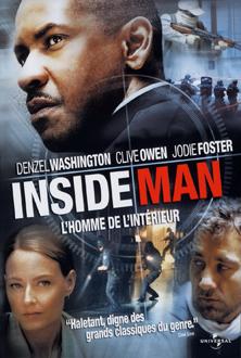 Inside Man - L'homme de l'interieur