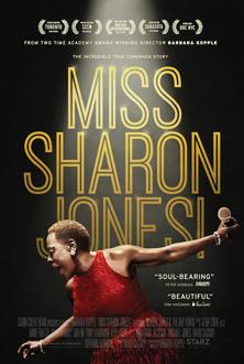 Miss Sharon Jones!