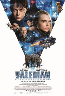 Valerian et la Cite des Mille Planetes