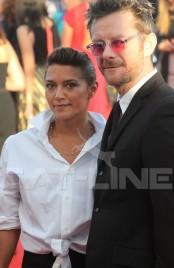 Jamie Hewlett et Emma de Caunes