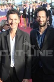 Simon Buret and Olivier Coursier