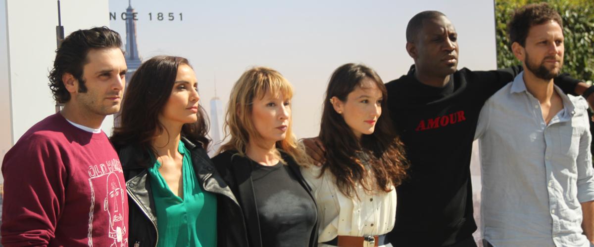 Pio Marmai-Leonor Varela-Emmanuelle Bercot-Anais Demoustier-Abd Al Malik- Pierre Rochefort