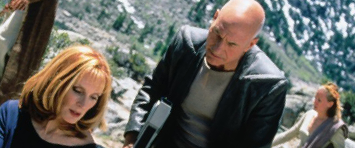 STAR TREK 9: Insurrection (1998)