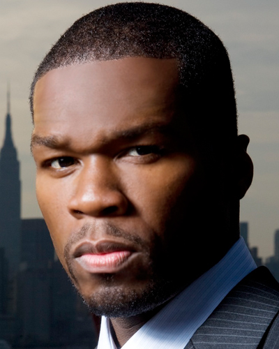 Curtis '50 Cent' Jackson