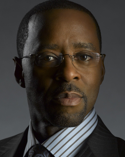 Courtney B Vance