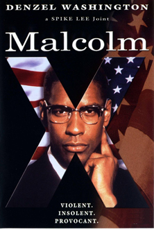 A comprehensive movie analysis of malcolm x