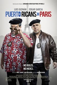 Des Porto Ricains a Paris