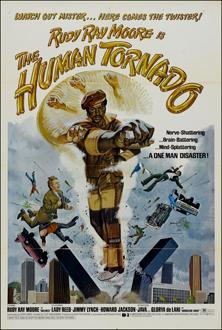 the Human Tornado
