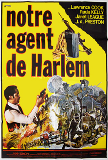 Notre agent de Harlem