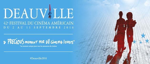 42e Festival du Cinéma Américain de Deauville (2016)