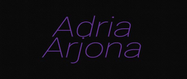 ADRIA ARJONA