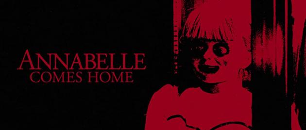 ANNABELLE – La Maison Du Mal (2019)