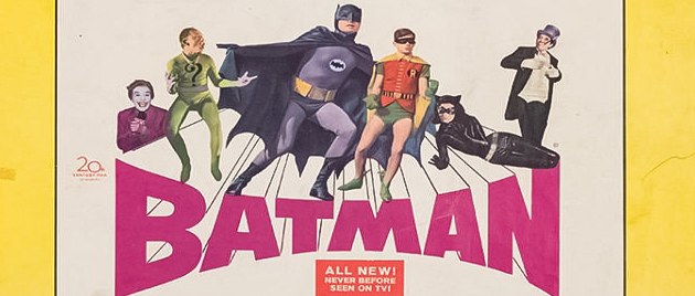 BATMAN: Le film (1966)