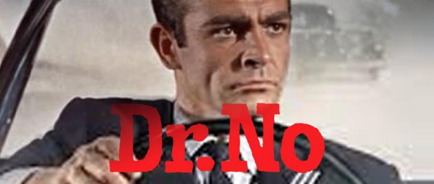 JAMES BOND  007 CONTRE DOCTEUR NO (1962)