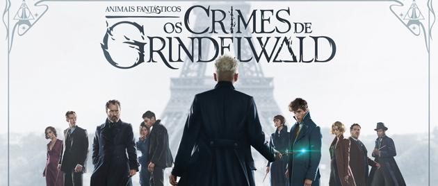 LES ANIMAUX FANSTIQUES – LES CRIMES DE GRINDELWALD (2018)