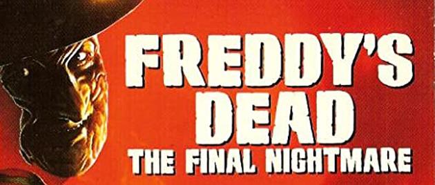 LA FIN DE FREDDY – L'ultime cauchemar (1991)