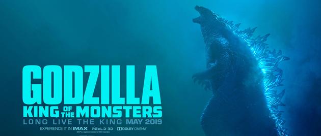 GODZILLA 2: Roi des Monstres (2019)
