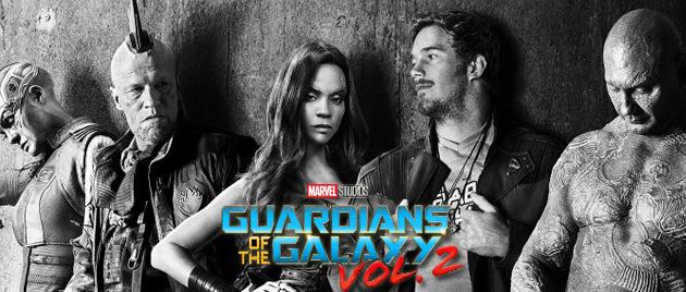 GUARDIANES DE LA GALAXIA vol 2 (2017)