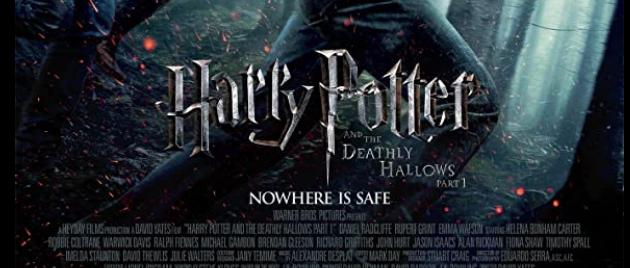 HARRY POTTER ET LES RELIQUES DE LA MORT –  1ère partie (2010)
