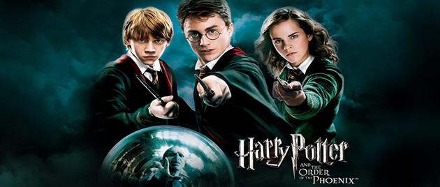 HARRY POTTER ET L'ORDE DU PHENIX (2007)