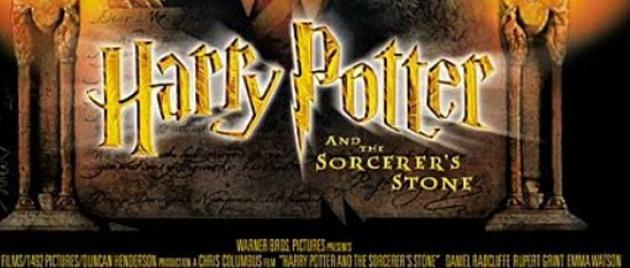 HARRY POTTER A L'ECOLE DES SORCIERS (2001)
