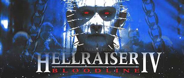 HELLRAISER 4 (1996)