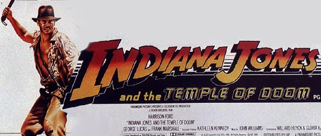 INDIANA JONES ET LE TEMPLE MAUDIT (1984)