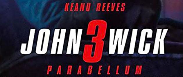JOHN WICK – Parabellum (2019)