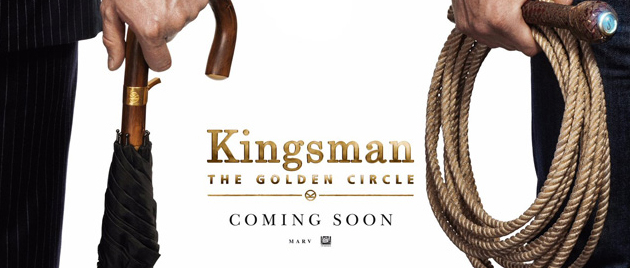 KINGSMAN: Le cercle d'or (2017)
