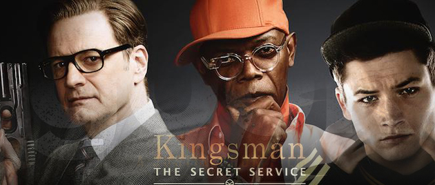 KINGSMAN: Services secrets (2014)