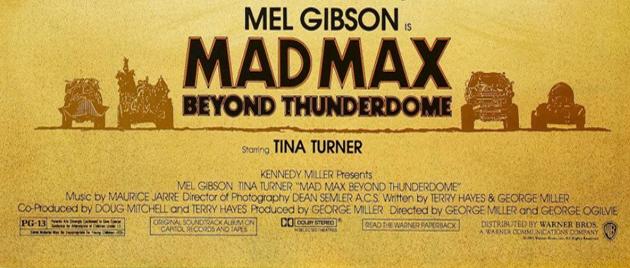 MAD MAX: Au-delà du dôme du tonnerre (1985)