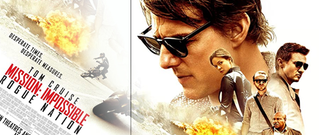 MISION IMPOSIBLE – ROGUE NATION (2015)