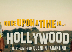 ONCE A TIME IN HOLLYWOOD (2019)
