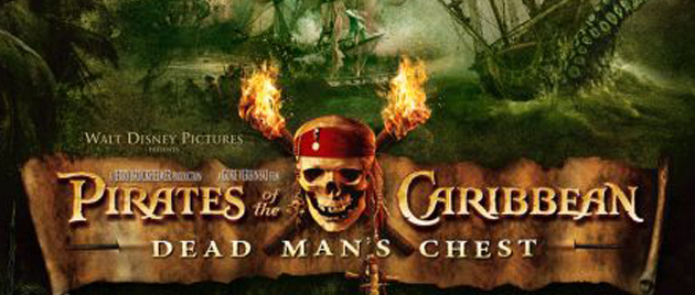 PIRATES DES CARAIBES – Le secret du coffre maudit (2006)
