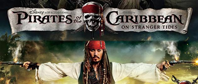PIRATAS DEL CARIBE – En mareas misteriosas (2011)