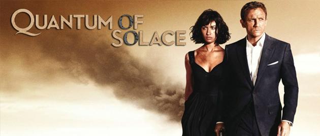 QUANTUM OF SOLACE (2006)