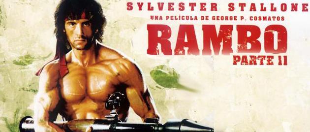 RAMBO II: La mission (1985)
