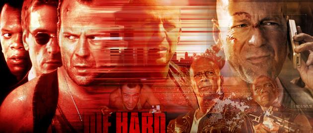 WATCH THE DIE HARD IN ORDER