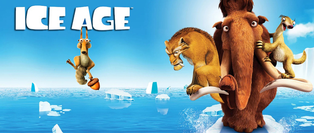 WATCH ICE AGE IN ORDER