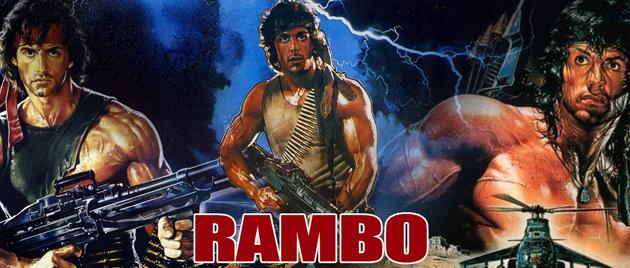 REGARDER RAMBO DANS L'ORDRE
