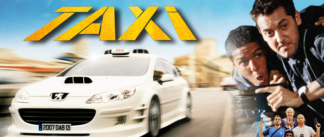 WATCH TAXI IN ORDER