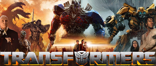 WATCH THE TRANSFORMERS IN ORDER