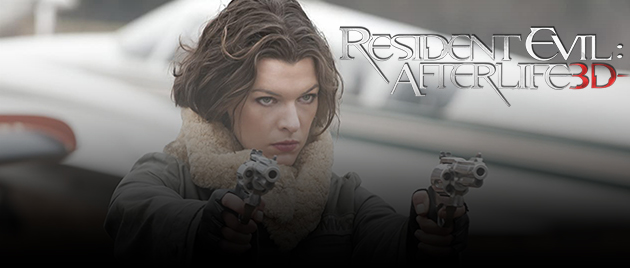 RESIDENT EVIL: Afterlife (2010)