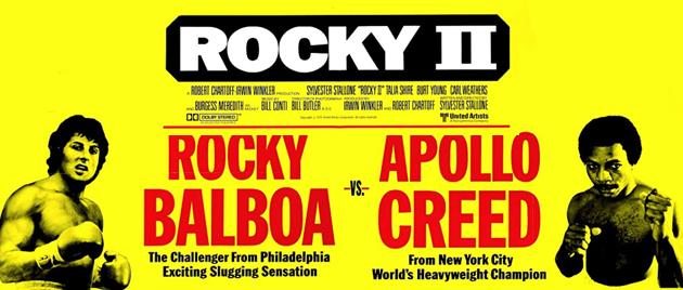 ROCKY 2 – La Revanche (1979)