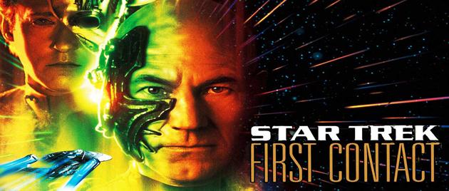STAR TREK 8: PRIMER CONTACTO (1996)