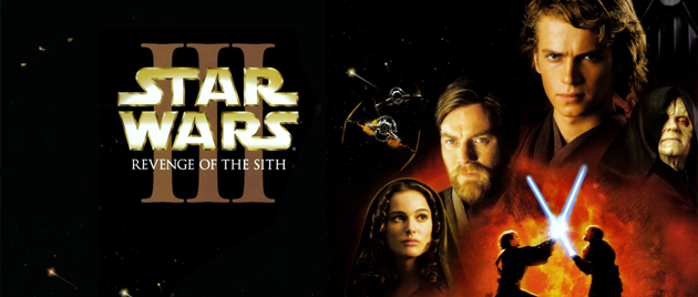 STAR WARS III: La revanche des Sith (2005)