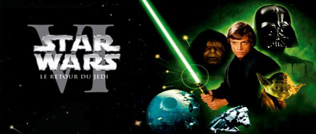 STAR WARS VI: Le retour du Jedi (1983)