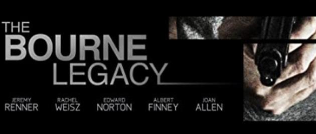 JASON BOURNE – THE HERITAGE (2012)