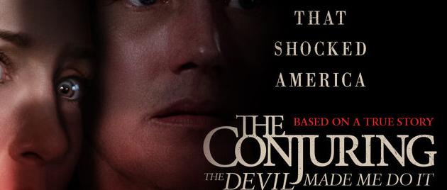 CONJURING 3:  Sous l'emprise du Diable (2021)